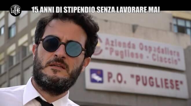 Antonino Monteleone inviato delle Iene