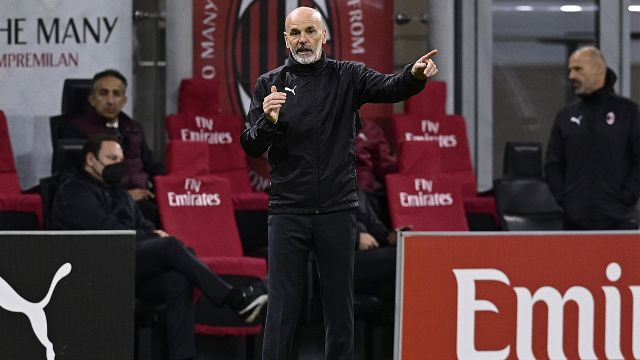 Stefano Pioli is in love with Ibrahimovic