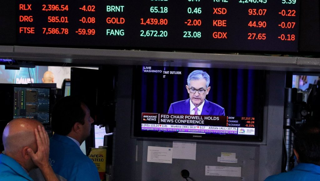 Stock markets today, May 20.  Weak Listings After the Fed, Bitcoin regains ground after the crash