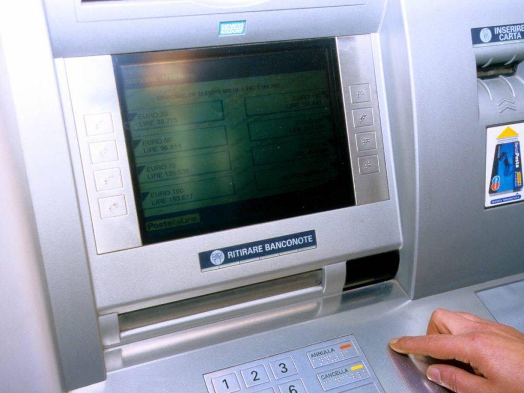 """The ATM revolution: """"store withdrawals"""""""