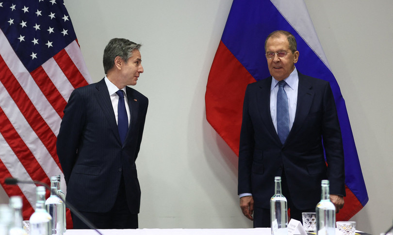 The Blinken-Lavrov meeting and the first attempts to dissolve between the United States and Russia