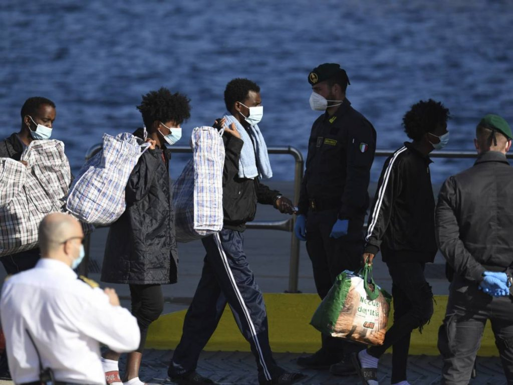 The Migrant Wave: Shocking Numbers
