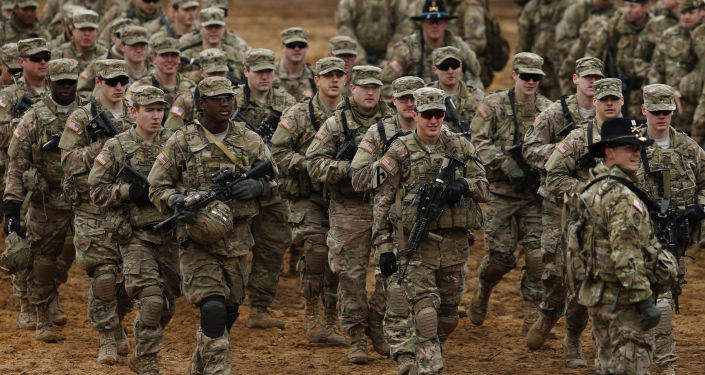 The largest US military exercises in the last 25 years will begin in Estonia