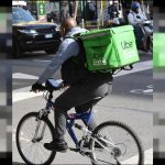Uber: 23 more riders and CGIL civilian limbs