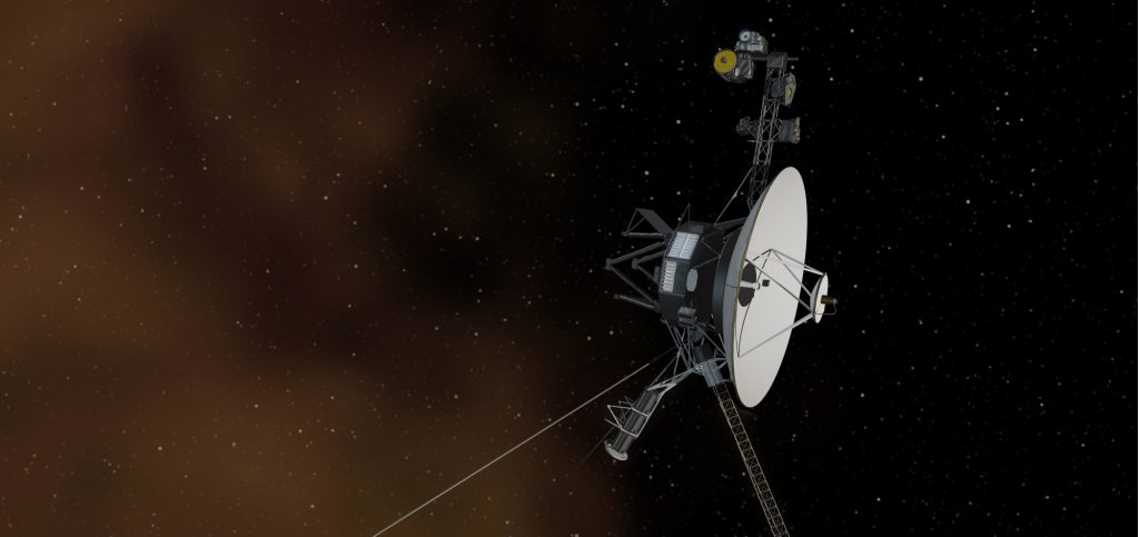 Voyager 1 detects extremely faint plasma waves in interstellar space - astronauts