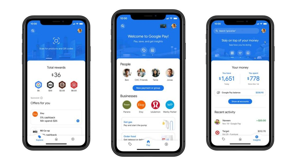 With Google Pay, India can now get money from the US