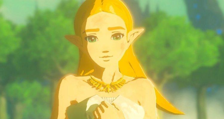 likeassassin's Zelda is heavenly - Nerd4.life