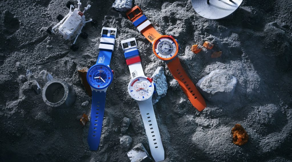 Men's Watches: The Collection Inspired by the Myth of NASA Astronauts