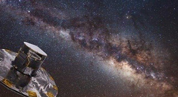 "The Canadian Super Radio Telescope detects 500 fast radio waves.  ""Origin unknown"""