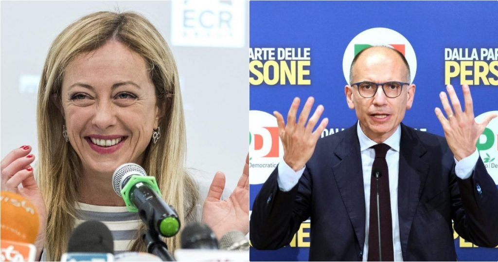 Ipsos Polls: B.D.  The first party, the FD League, was defeated.  Fourth M5s