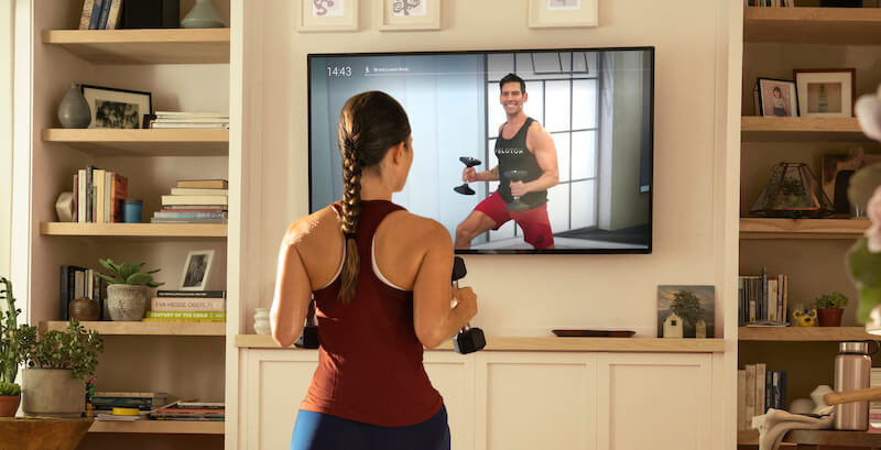 Tesla also wants stationary bikes to be the Netflix of fitness