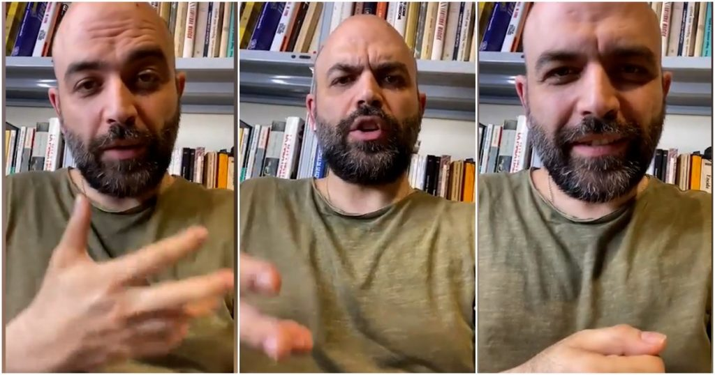"""Ravello Festival, accuses Roberto Saviano: """"Di Luca does not want me, I do not go there"""" and Antonio Scorati leaves the trend: """"I am a free man"""""""