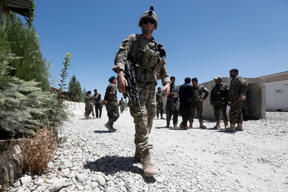 Taliban attack    The United States can slow the withdrawal from Afghanistan