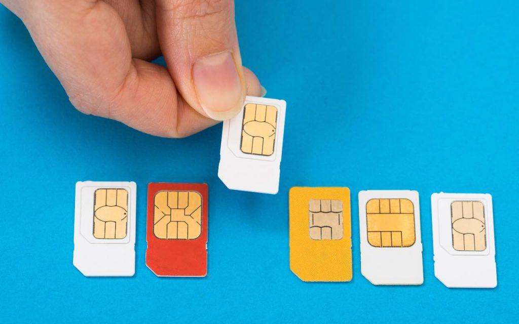 SIM Top Number (AdobeStock)