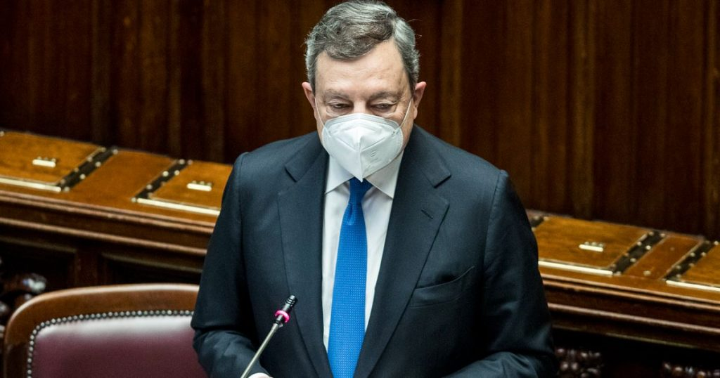 """Zahn, Draghi: """"Our country is secular, Parliament is free. There are all guarantees to respect the agreement"""""""