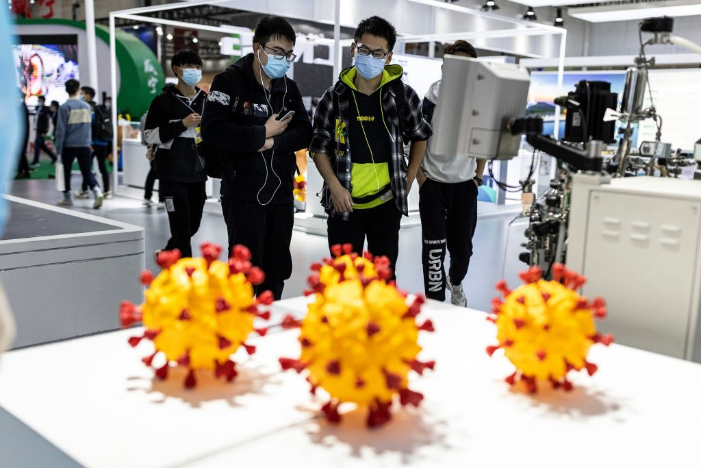 Covid, hidden virus sequence discovered in China