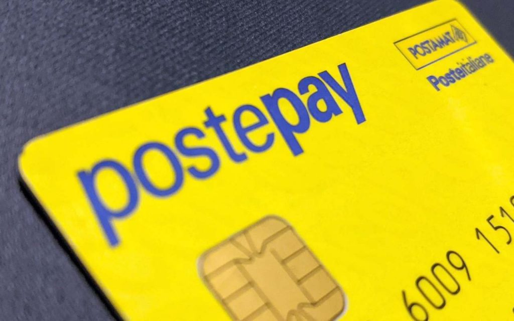 Postepay to avoid revenue agency controls