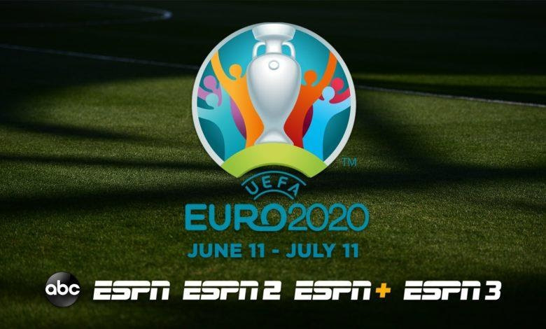 Live broadcast of the European Nations Cup 2021 matches for the weekend channels channels channels