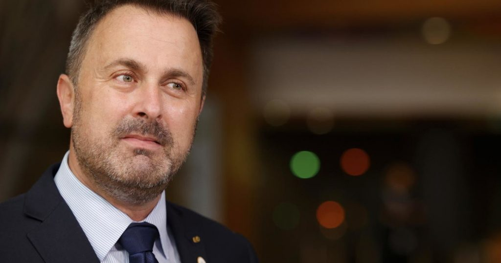 Fear for Luxembourg's Prime Minister, right after Draghi's meeting - Libero Quotidiano