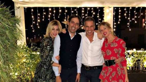 Alessia Marcuzzi as former Simone Inzaghi, 25 years later revives Mediaset: Details
