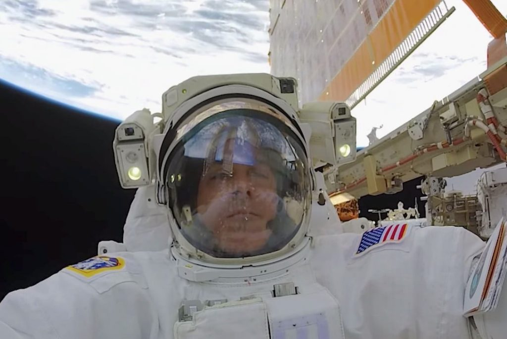 Astronauts Ready for Friday's Spacewalk — Here's How to Watch