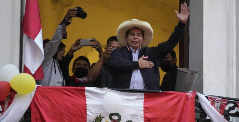 Castillo won the elections in Peru, but he is not yet president