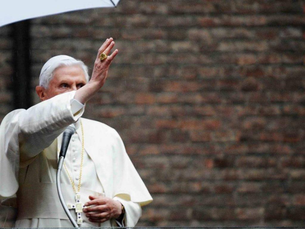 Church's 'roar': The Ratzinger Line is back