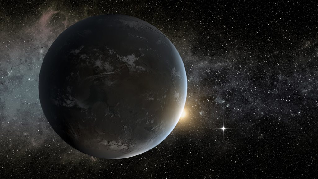 Earth-like atmosphere may be rare