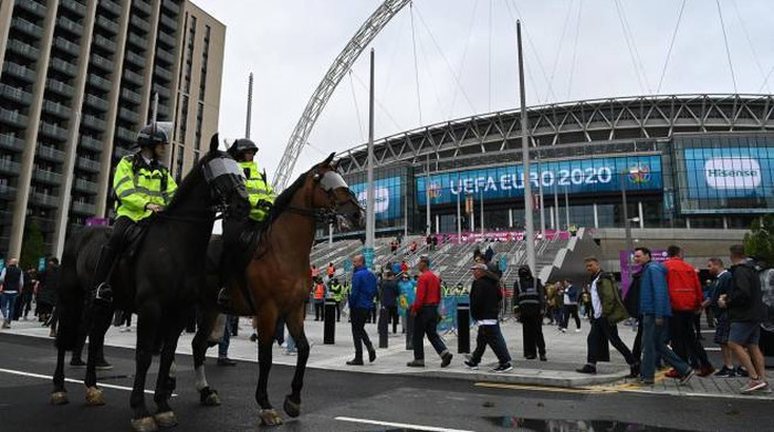 """European final at Wembley, British government: """"It will be safe and secure"""" - sports - Europeans"""