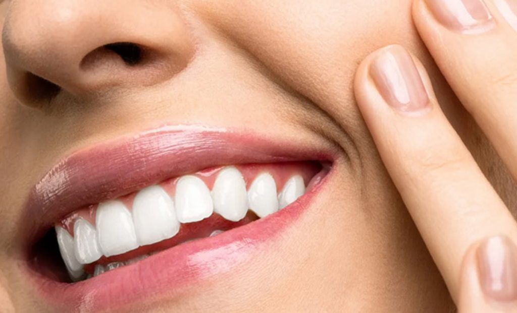 Few people know that exercising for an hour and a half a week makes teeth incredibly strong