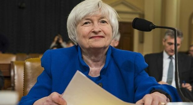 G20, US Secretary of State Janet Yellen will attend the Venice Summit
