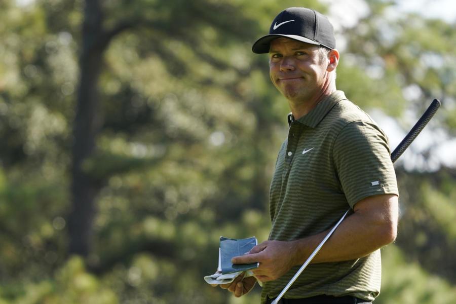 Golf, the 2021 Porsche European Open kicks off Saturday on 54 holes.  Favorite Paul Casey - OA Sport