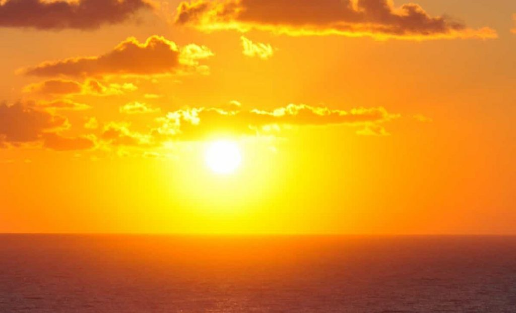 Here are the five reasons why the sun is a natural medicine