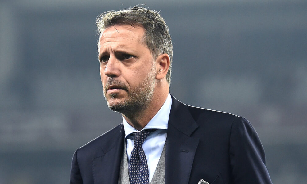 Here's who can follow Paratici at Tottenham