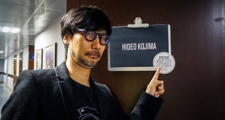Hideo Kojima works in Silent Hill?  He himself feeds the sound - Nerd4.life