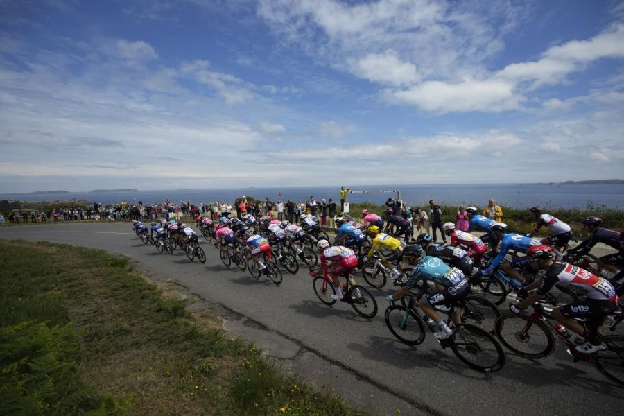 It's up to the fast wheels!  Merlier, challenges Demare and Cavendish Ewan - OA Sport