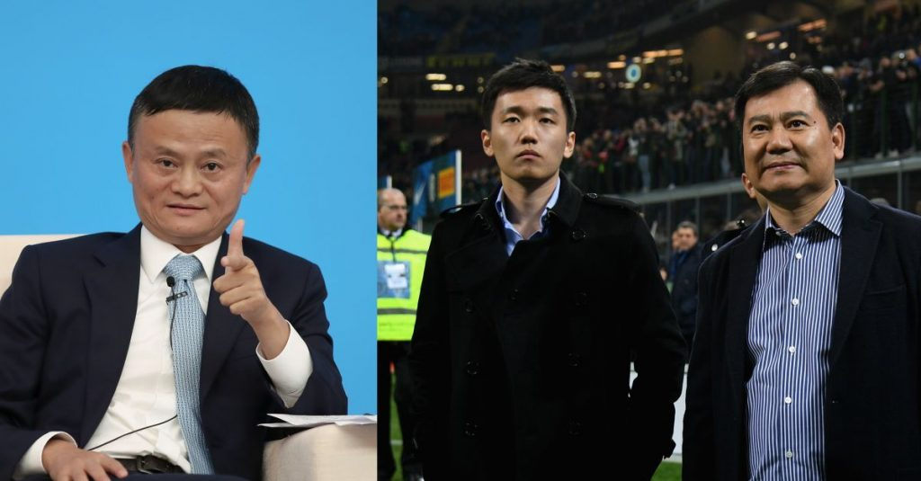 Libero - Jack Ma could take control of the Suning Empire.  Inter?  In case…