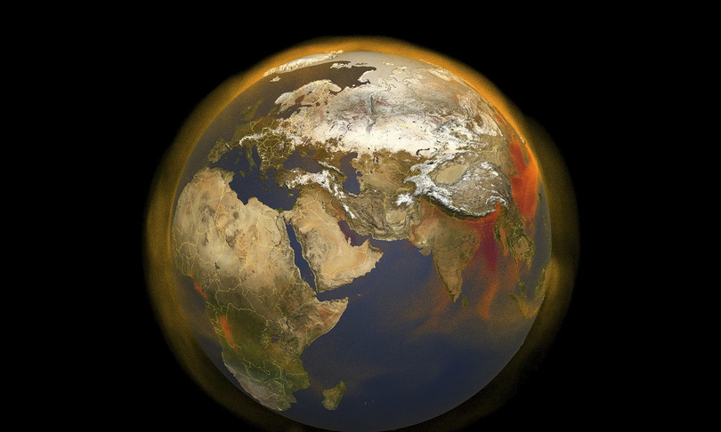NASA claims Earth 'stored' twice as much heat in 15 years عام
