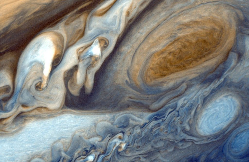 NASA's Juno probe will fly within 645 miles of Ganymede's surface