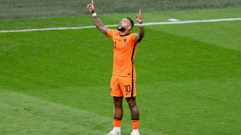 Euro 2020: Holland win first place with Super Depay