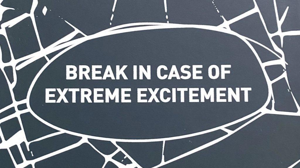 Prepare to break in case of enthusiasm for ambassadors