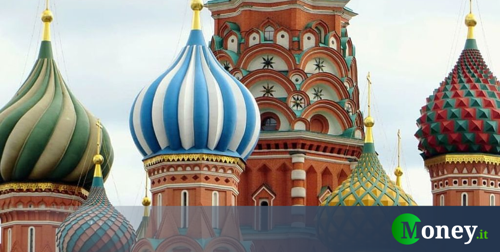 Russia is an inflation warning.  Recovery in danger?