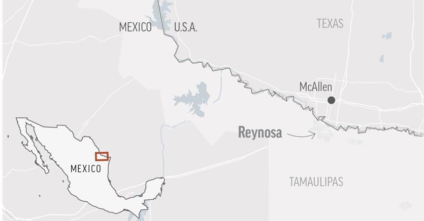 Shooting in Mexico: At least 15 people die on the US border