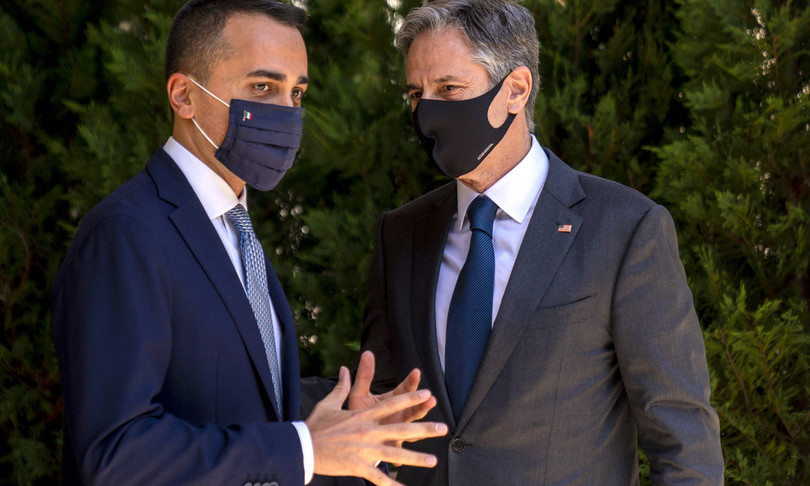 """""""Strong alliance between Italy and the United States"""""""