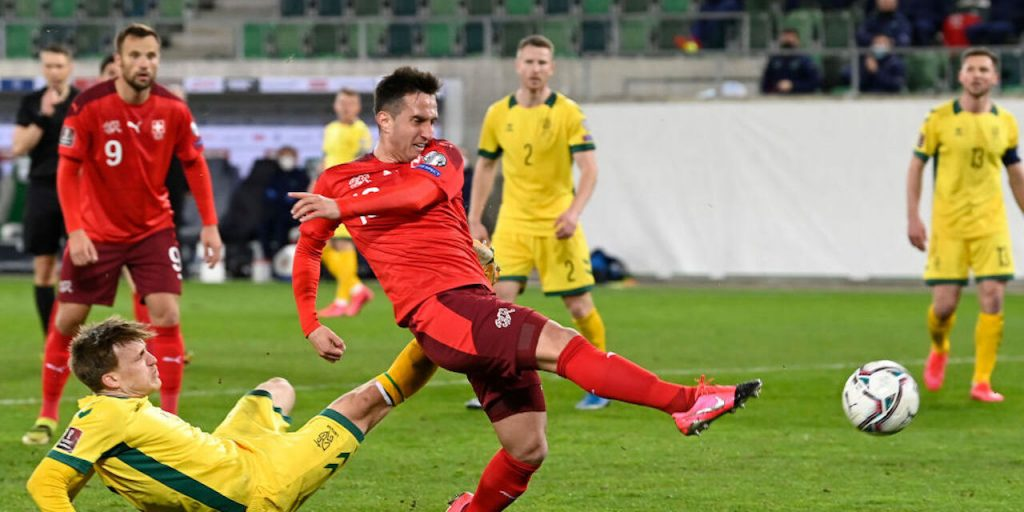 Switzerland and Turkey, victories for Italy's opponents