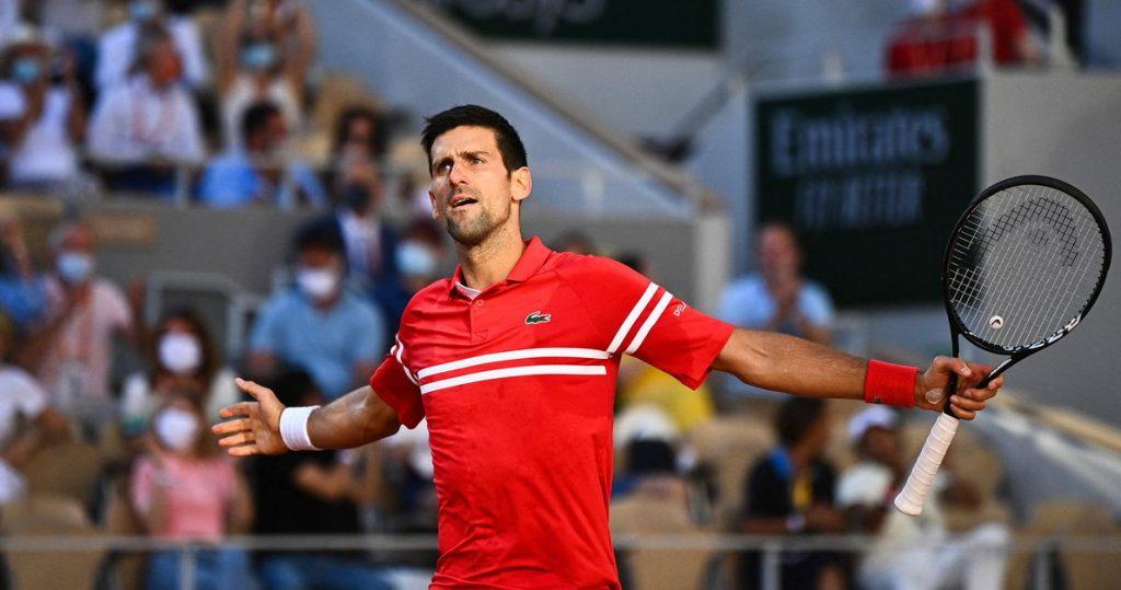 Tennis, Djokovic returns to Tsitsipas and wins in Paris: Roland Garros is his queen! News ملك