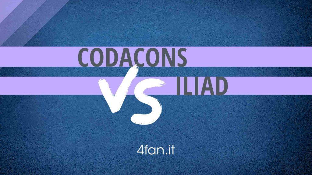 Codacons warns Eliade