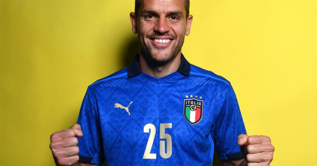 """Tolui """"Brazilian"""" in the European Championship: the start with Italy against Switzerland 