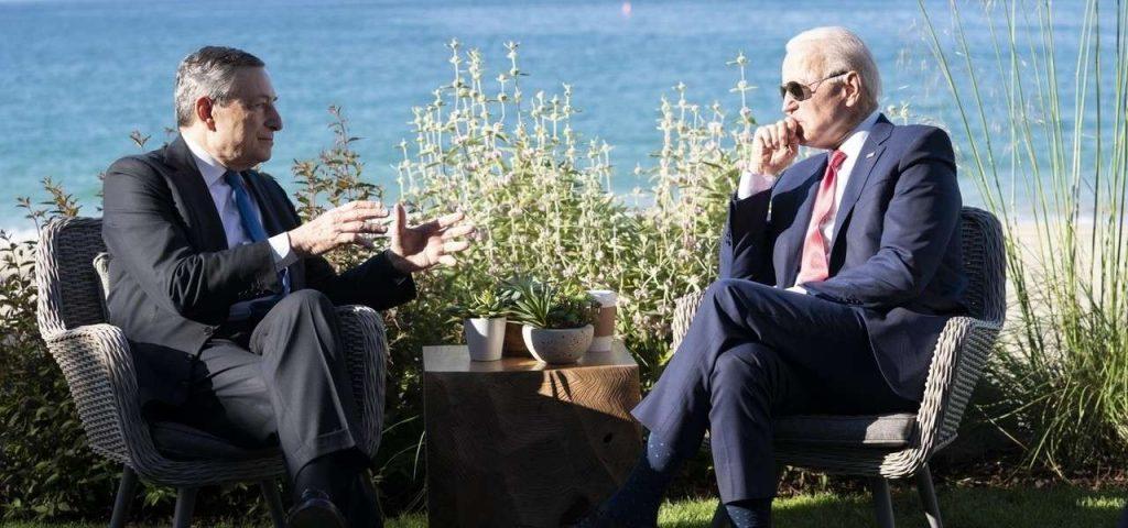 Traki-Pitana encounter / Chinese defect weakens Italy: US seeks answers