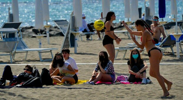 Vaccines, the second dose for long-term tourists.  Son: Be the exception